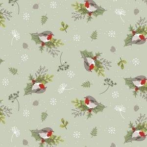 Christmas Hare & Robin 2797-05
