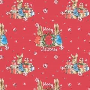 Peter Rabbit Christmas Traditions 2802-01