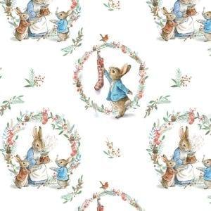 Peter Rabbit Christmas Traditions 2802-03
