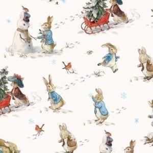 Peter Rabbit Christmas Traditions 2802-05
