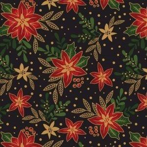Traditional Poinsettia 2806-01