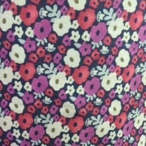 Ditsy Floral Cerise