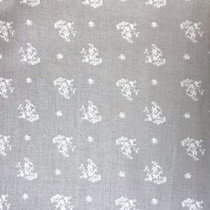 Ditsy Floral posie Taupe 2521-03