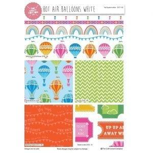 Hot Air Balloon 2517-02