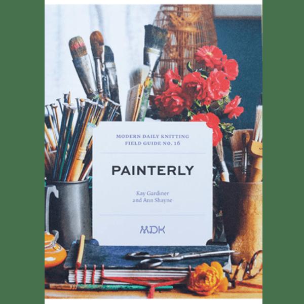 Painterly Kaffe Fassett