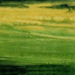 Watercolour Stripe Lush B8313