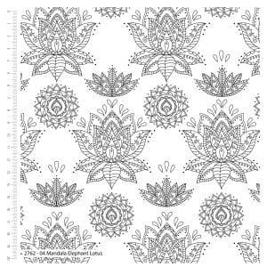 2762-04-Mandala Lotus Leaf