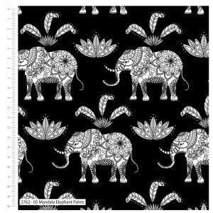 2762-05-Mandala Elephants
