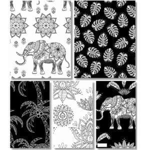 Mandala Jungle Elephant