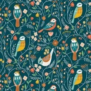 Framed Birds AVAI1723 Aviary