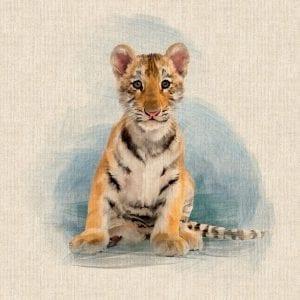Tiger Cub Panel DCP030