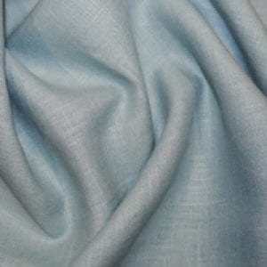 Enzyme Washed Linen Aqua