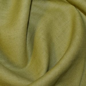 Enzyme Washed Linen Chartreuse