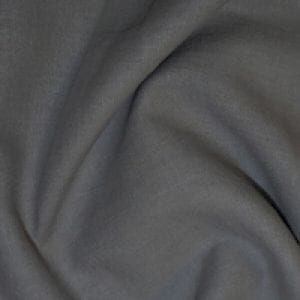 Enzyme Washed Linen Pewter