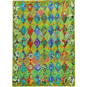 Leafy Diamonds, Quilts in an English Village