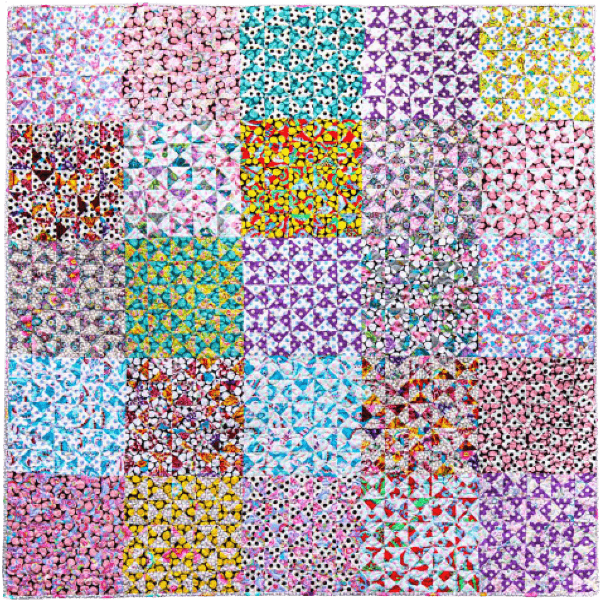 Shards, Quilts in an English Village
