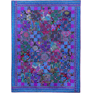 Tiddlywinks Rosy, Quilts in an English Village