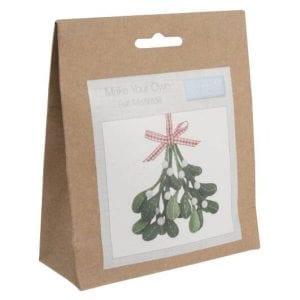 Decoration Felt Kit Mistletoe