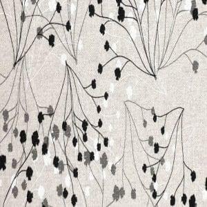 Linen Sparkle Trailing Flower CLS002