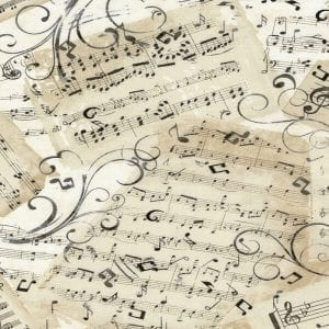 Music Sheets C4830-Music Natural