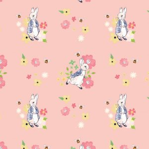Peter Rabbit Floral Bees 2727-05