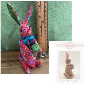 Bitty Bunny Pin Cushion Kit