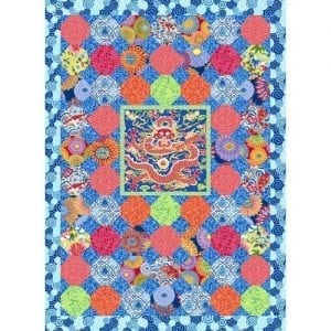 Hayami Quilt Silk Road