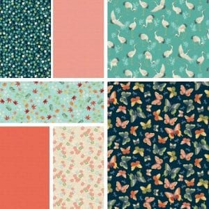 Michiko Fat Quarter Bundle