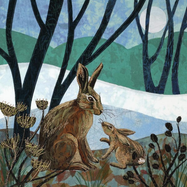 Mother and Baby Hare Kit