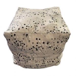 Sarahs foot stool cube