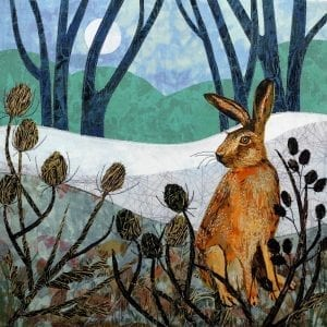Sitting Hare Kit: Kate Findlay
