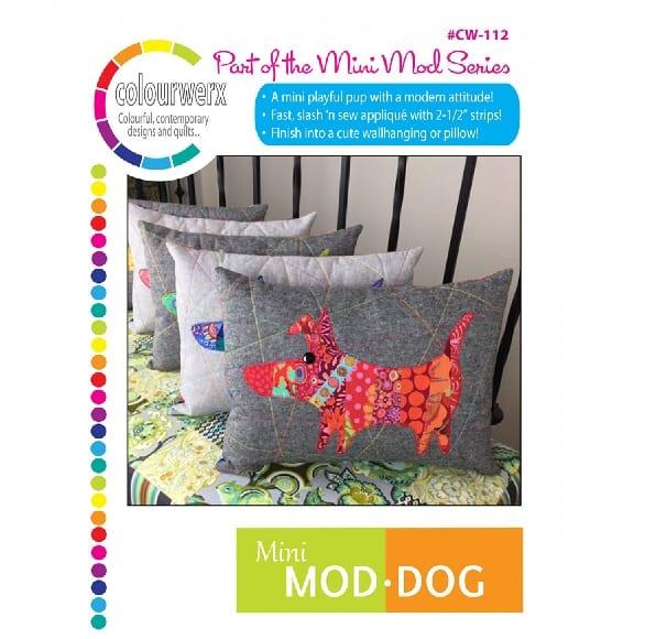 mini mod dog pattern 2