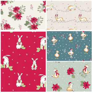 Christmas Critters 2796-00
