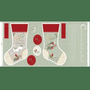 Christmas Hare & Robin 2797-06