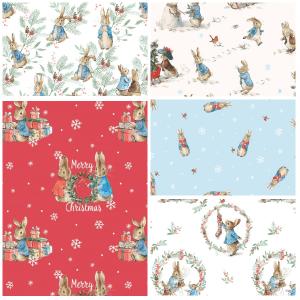 Peter Rabbit Christmas Traditions 2802-00