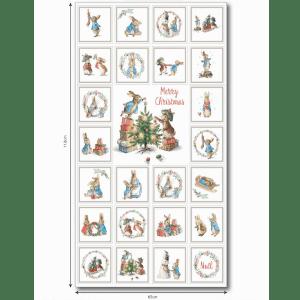 Peter Rabbit Christmas Traditions 2802-07