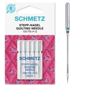 75 Schmetz Quilting Sewing Machine Needle