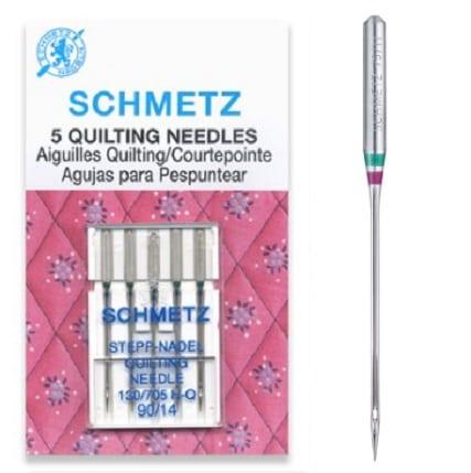 90 Schmetz Quilting Sewing Machine Needle