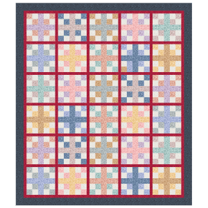 Bumbleberries SS21 Quilt Kit
