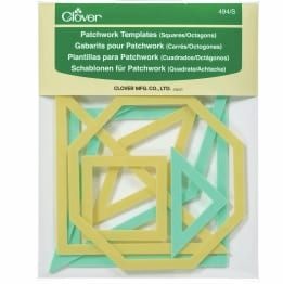 CL494S Templates Square Octagon