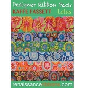 Designer Ribbon Pack Lotus