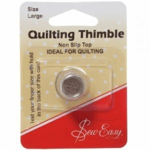 ER300.L Quilting Thimble