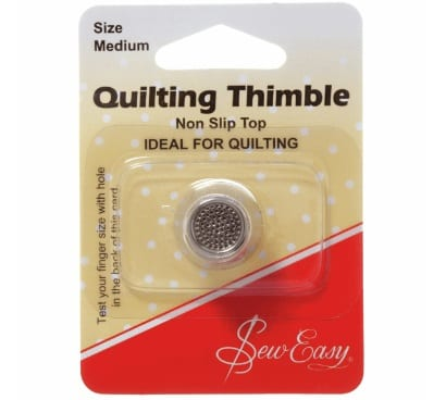 ER300.M Quilting Thimble