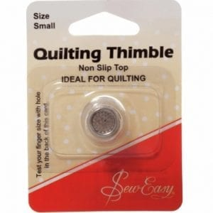 ER300.S Quilting Thimble