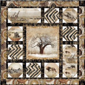 Global Luxe Quilt Kit