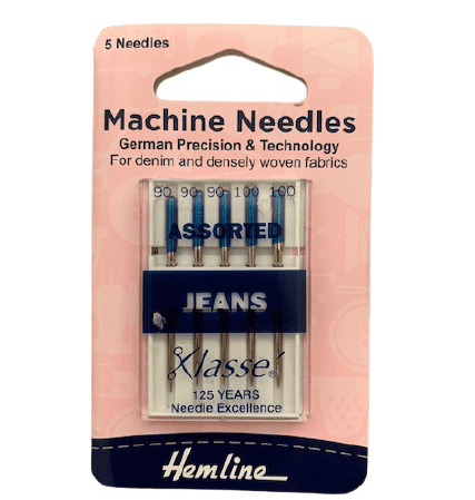 Jeans_90-100_Sewing_Machine_Needle
