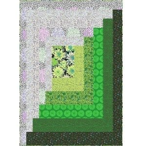 Logging Trail Tamarinis Quilt Kit