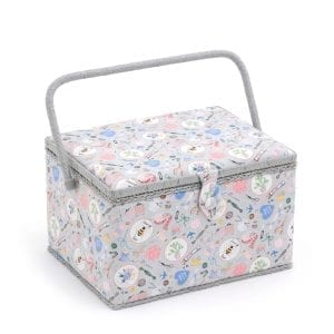 Sewing Box MRL\286 Homemade