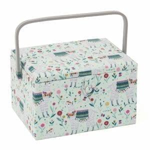 Sewing Box MRL\517 Llama