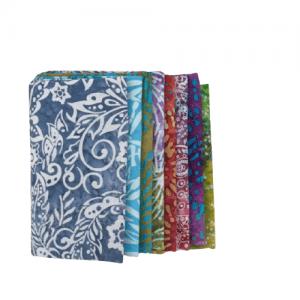 Multi Batik Fat Quarter Pack